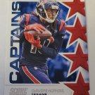 DeAndre Hopkins 2019 Score Captains Insert Card