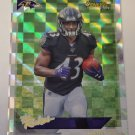 Justice Hill 2019 Donruss The Rookies Insert Card