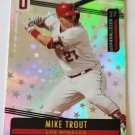 Mike Trout 2019 Unparalleled Astral Insert Card