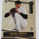 Michael Kopech 2019 Unparalleled Orbit SN 2/10 Rookie Card