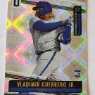 Vladimir Guerrero Jr 2019 Unparalleled Diamond SN 53/99 Rookie Card