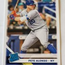 Pete Alonso 2019 Donruss Rookie Card