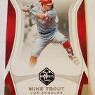 Mike Trout 2019 Limited Base Card