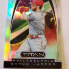 Bryce Harper 2019 Titan Holo Insert Card