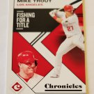 Mike Trout 2019 Chronicles Base Card