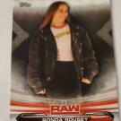 Ronda Rousey 2019 Topps WWE Raw Base Card