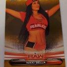 Nikki Bella 2019 Topps WWE Raw Bronze Insert Card