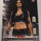 Paige 2019 Topps WWE Womens Revolution Insert Card