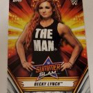 Becky Lynch 2019 Topps WWE Summer Slam Base Card