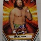Daniel Bryan 2019 Topps WWE Summer Slam Base Card