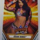 Sasha Banks 2019 Topps WWE Summer Slam Base Card