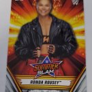 Ronda Rousey 2019 Topps WWE Summer Slam Base Card