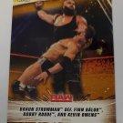 Braun Strowman 2019 Topps WWE Summer Slam Bronze Insert Card