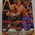 Triple H 2019 Topps WWE Summer Slam Mr. Summer Slam Insert Card