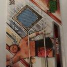 Samoa Joe 2019 Topps WWE Raw Mat Relics Card