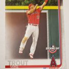 Mike Trout 2019 Opening Day Base Card