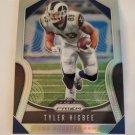 Tyler Higbee 2019 Prizm Prizms Silver Insert Card