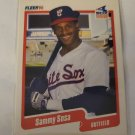 Sammy Sosa 1990 Fleer Rookie Card