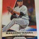 Masahiro Tanaka 2015 Prizm Prizms Red White Blue Mojo Insert Card