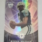 Steve McNair 1999 Absolute EXP Extreme Team Insert Card