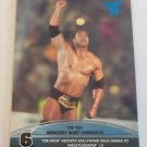 The Rock 2013 Topps Best Of WWE Top 10 Greatest WWE Moments Insert Card