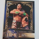 Shawn Michaels 2012 Topps WWE Classic Hall Of Famers Insert Card
