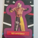 Rey Mysterio 2012 Topps Heritage WWE Stickers Insert Card