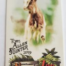 Goat Kid 2019 Allen & Ginter Mini New To The Zoo Insert Card