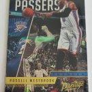 Russell Westbrook 2016-17 Prestige Prestigious Passers Horizon Insert Card