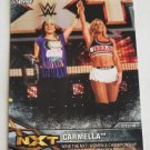 Carmella 2017 Topps WWE Womens Division WWE Matches Moment Base Card