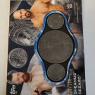 Sheamus & Cesaro 2019 Topps WWE Smackdown Tag Team Championship Commemorative Relics SN 30/199 Card