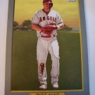 Mike Trout 2020 Topps Turkey Red '20 Insert Card