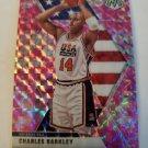 Charles Barkley 2019-20 Mosaic USA Mosaic Pink Camo Insert Card