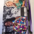 Naomi & Charlotte Flair 2017 Topps WWE Women's Division Rivalries Insert Card