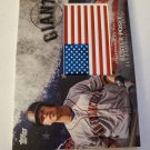 Buster Posey 2018 Topps Independence Day U.S. Flag Relics Card
