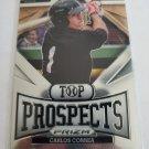 Carlos Correa 2013 Prizm Top Prospects Insert Card