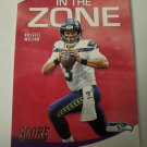 Russell Wilson 2020 Score In The Zone Insert Card
