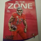Mike Evans 2020 Score In The Zone Insert Card