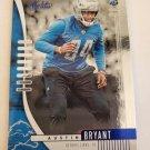 Austin Bryant 2019 Absolute Blue Rookie Card