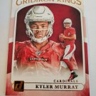 Kyler Murray 2019 Donruss Rookie Gridiron King Insert Card
