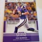 Joe Burrow 2020 Contenders Draft Picks Game Day Ticket Insert Card