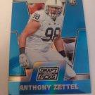 Anthony Zettel 2016 Prizm Draft Picks Prizms Blue Rookie Card
