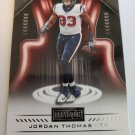 Jordan Thomas 2018 Playbook Rookie Card