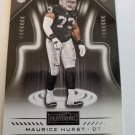 Maurice Hurst 2018 Playbook Rookie Card