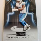 Kerryon Johnson 2018 Playbook Rookie Card