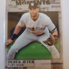 Derek Jeter 2017 Topps Memorable Moments Insert Card