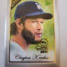 Clayton Kershaw 2019 Topps Gallery National Baseball Card Day Insert Card