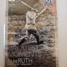 Babe Ruth 2019 Topps 150 Years Of Professional Baseball Insert Card