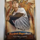 Ted Williams 2019 Topps Grapefruit League Greats Insert Card