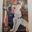 Anthony Rendon 2020 Topps Gold SN 1468/2020 Insert Card